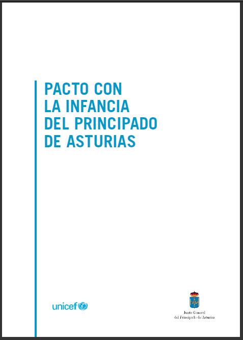 Pacto Con La Infancia Del Principado De Asturias