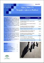 Cifras y Datos nº 4: Demografía e Infancia en Andalucía