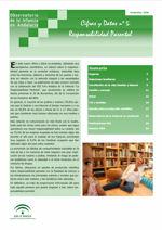 Cifras y Datos nº 5: Responsabilidad Parental