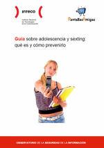 Guía sobre adolescencia y sexting: qué es y cómo prevenirlo