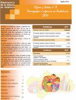 Cifras y Datos nº 8: Demografía e infancia en Andalucía 2011