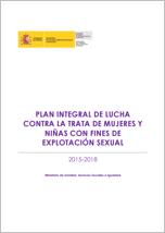 Plan integral de lucha contra la trata de mujeres y niñas con fines de explotación sexual: 2015-2018