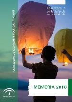 Memoria 2016 Observatorio de la Infancia en Andalucía