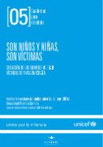 Son niños y niñas, son víctimas: situación de los menores de edad víctimas de trata en España