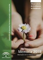 Memoria 2018 Observatorio de la Infancia en Andalucía