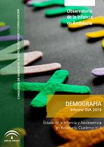Estado de la Infancia y Adolescencia en Andalucía 2019. Demografía
