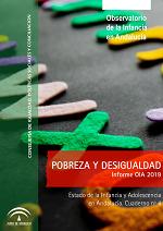 Estado de la Infancia y Adolescencia en Andalucía 2019. Pobreza y desigualdad