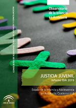Estado de la Infancia y Adolescencia en Andalucía 2019. Justicia juvenil