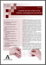 Cifras y Datos nº 15: Cuidado de hijos e hijas en las familias: estrategias de conciliación