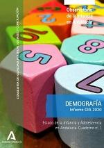 Estado de la Infancia y Adolescencia en Andalucía 2020. Demografía