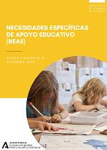 Cifras y Datos nº 17: Necesidades Específicas de Apoyo Educativo (NEAE). España y Andalucía