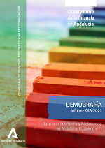 Estado de la Infancia y Adolescencia en Andalucía 2021. Demografía