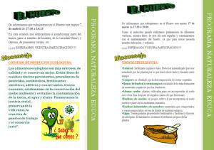 Programa Educa: Bioconsejos del Huerto (Aldeas Infantiles)