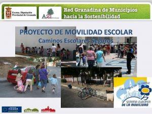 Caminos Escolares Granada